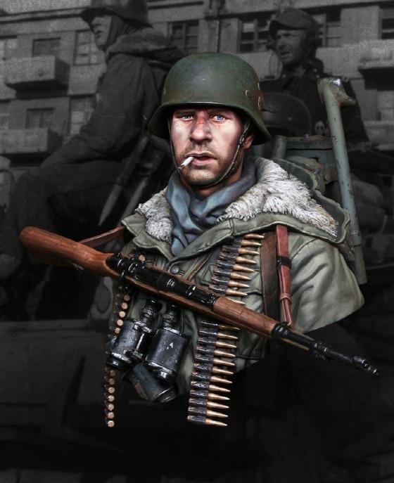 M42 Tripod тасымалдаушысы - Тотенкопф дивизиясы, Харьков 1943 ж