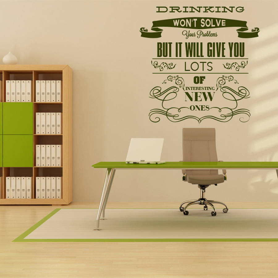 Hot Sale Inspiring Wall Stickers Quotes Feature Wall Decals For ...