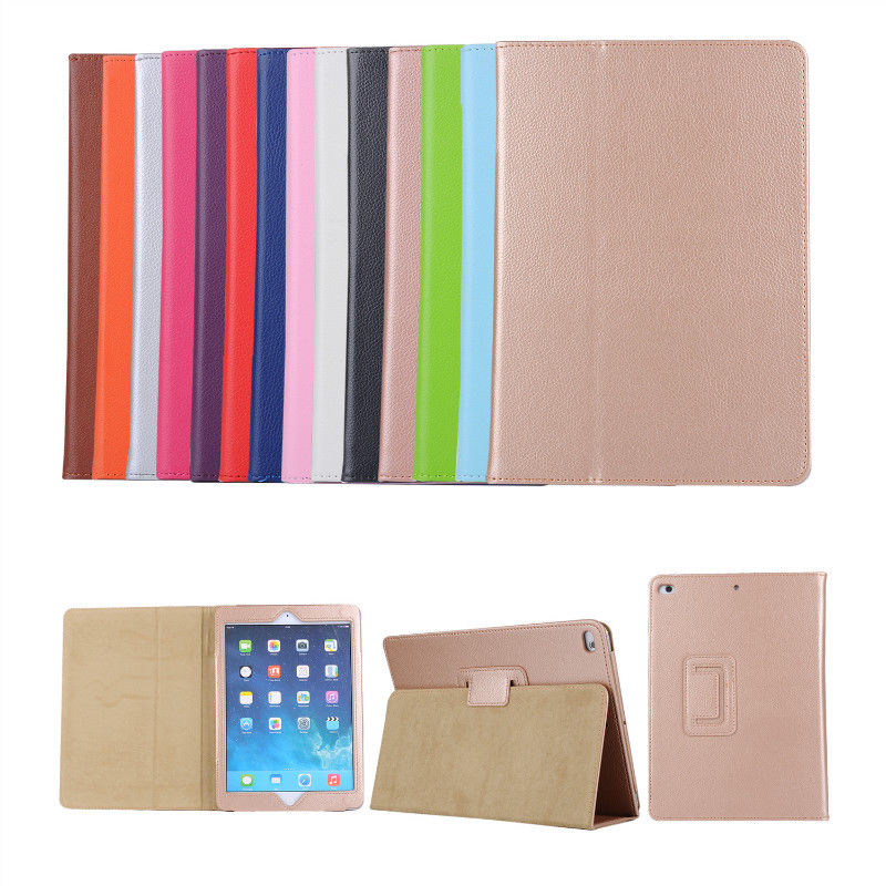 Pu Leather Smart Luxury Slim Case Cover for i Pad mini Air 1/2/3/4 Pro 9.7 10.5 UM