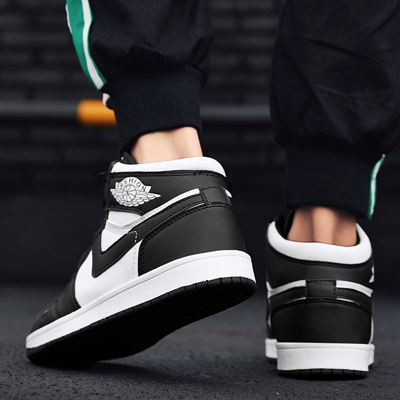 5576dc30a099 Shoes Men Sneakers AJ Shoes Famous Super Stars Hip Hop AJ Shoes Basket  Homme Casual Footwear Skatebording Shoes Boots Zapatilla-in Men s Casual  Shoes from ...