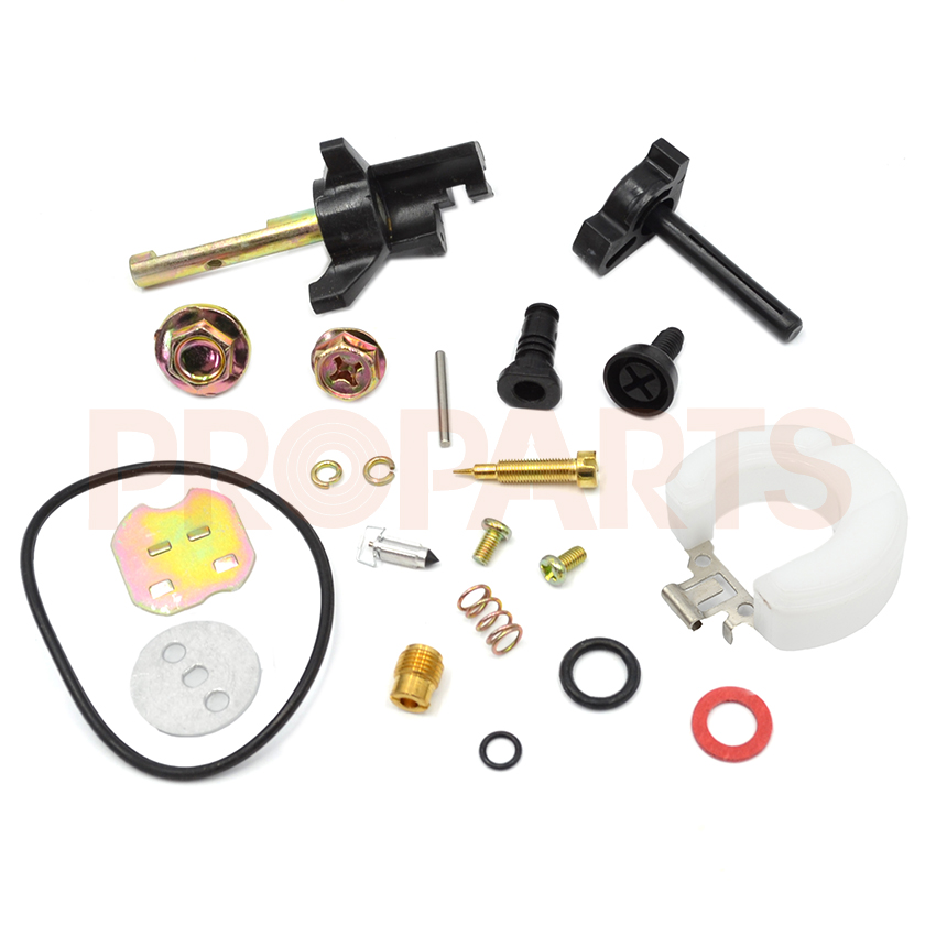Carburetor Carb Rebuild Repair Kit Part For Honda Gx120 Gx160 Gx200 Engine Motor Parts black throttle base cover carburetor for honda trx350 atv carburetor trx 350 rancher 350es fe fmte tm carb 2000 2006