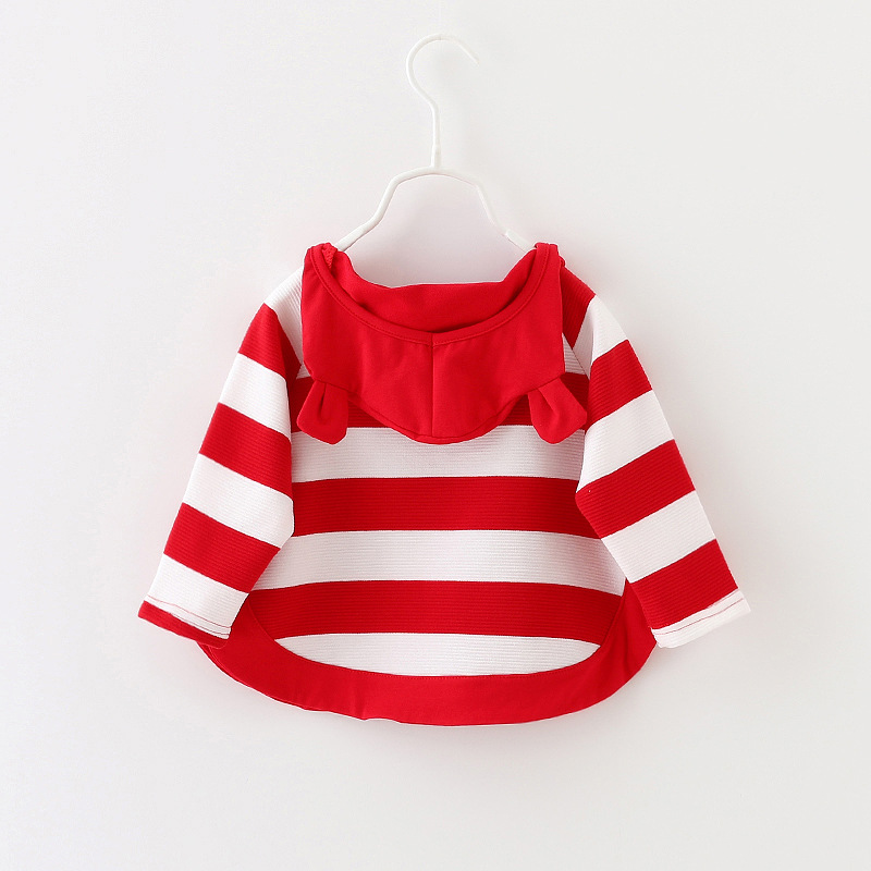 2017-autumn-children-Baby-new-casual-long-sleeve-striped-cartoon-hooded-cotton-Sweatshirt-for-Girls-1-3-Years-3