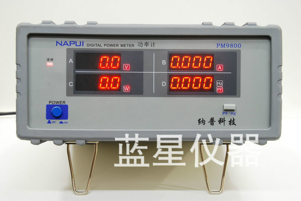 ФОТО Fast arrival PM9800 TRMS ACVoltage Current Power Factor & Power Meter Tester Perfect replacement PF9800