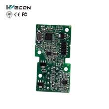 WECON 2 analog giriş, 2 analog çıkış PLC modülü LX3V-2AD2DA-BD