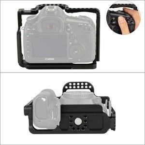 Image 4 - NICEYRIG – Cage de caméra pour Canon EOS 5D Mark II III IV, pour Canon 5Ds 5D Mark III II eos 5D4 5d3 5d2