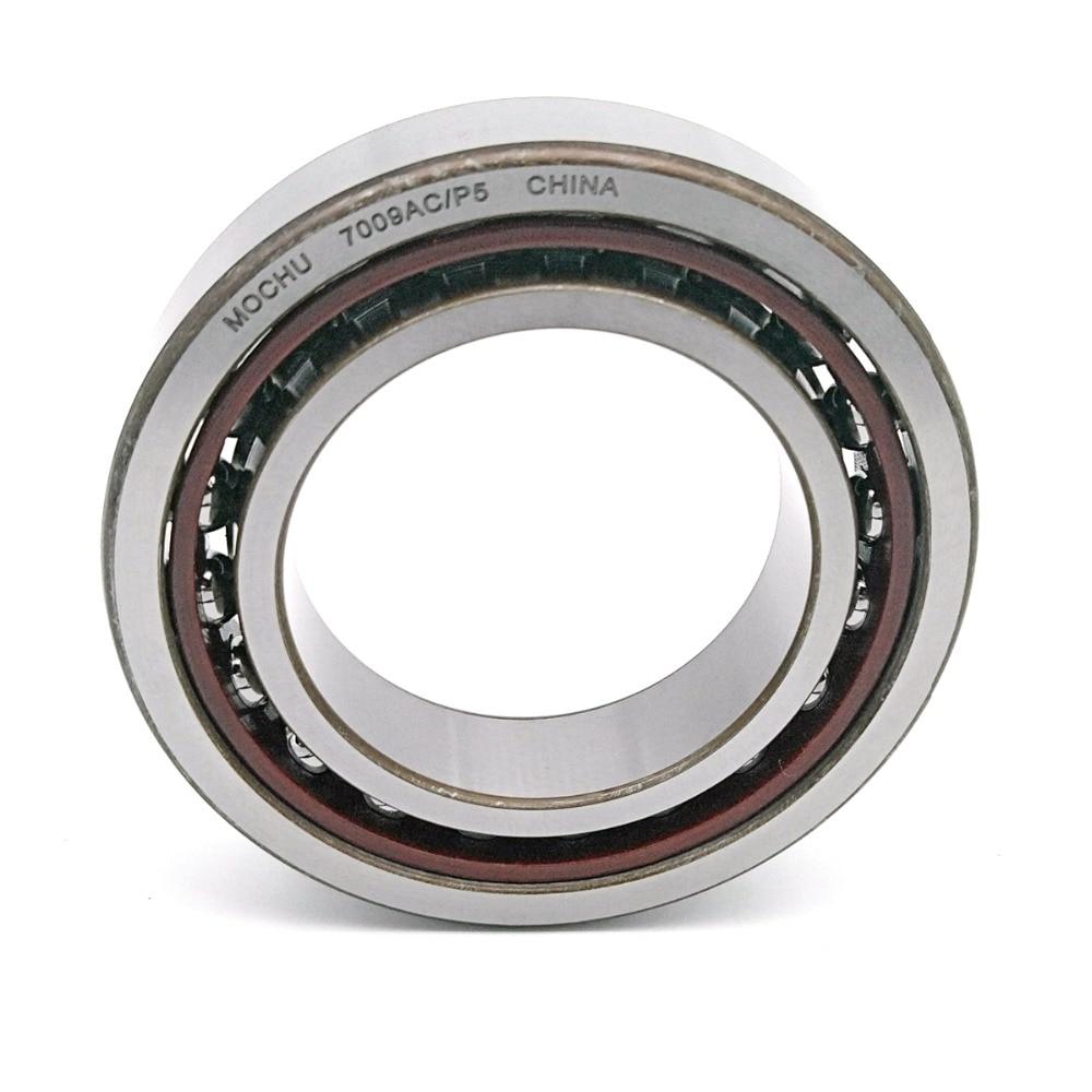 7009B Bearing 45x75x16 Angular Contact Ball Bearing Bore ID 45mm x OD 75mm //16mm