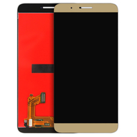 10pcs Gold Black White High Screen For Huawei Honor 7i LCD 5 2 Inch Mobile Phone