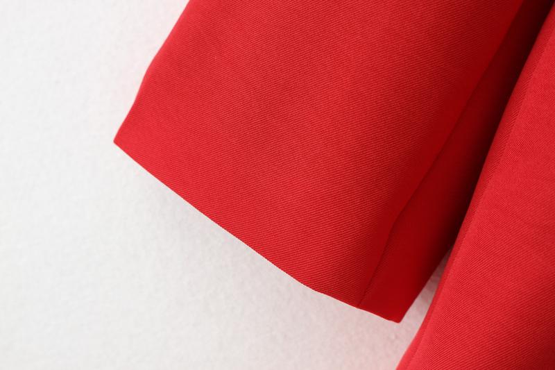 Red Blazer 18