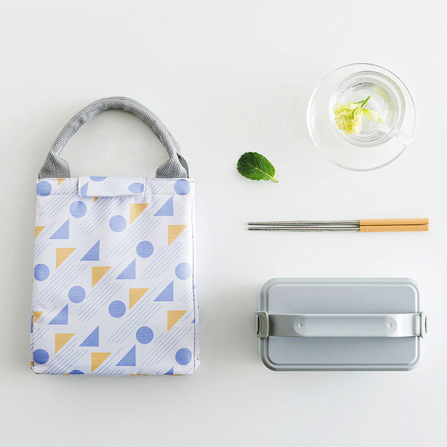 Portable Thermal Insulation Waterproof Eco-Friendly Lunch Bag