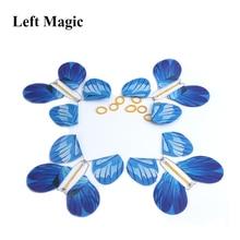 Magic Tricks Hand-Transformation Surprise Fly Butterfly Toys-Gadgets Joke Mystical Prank