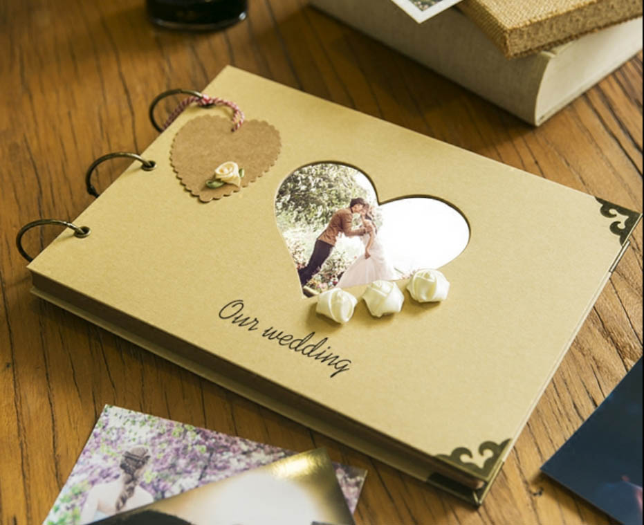 aliexpress com   buy creative love heart cut out scrapbook