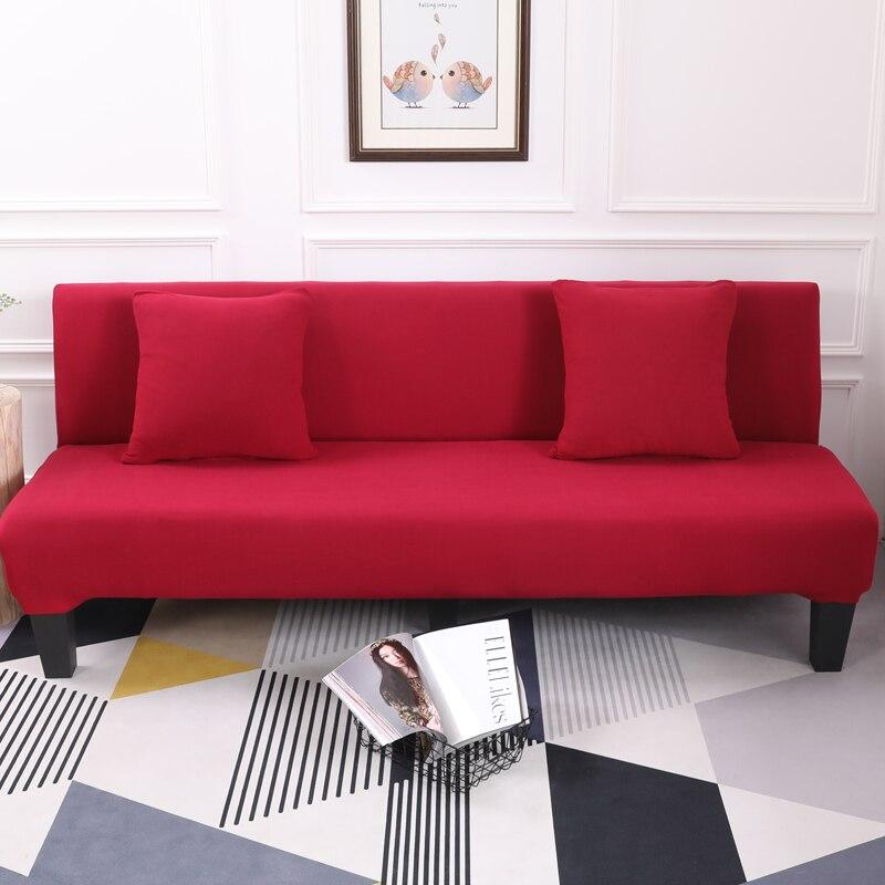 Aliexpress.com : Buy Bright Red Wine Stretch Sofa Cover No
