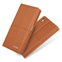 Для Sony Xperia Z5 PU кожаный бумажник чехол Флип Магнитный чехол для Sony Z5 Премиум роскошный мобильный телефон сумка Обложка с держателем карты