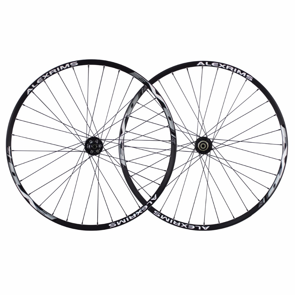 29 26 27.5 inches mtb alloy bike wheel 29er mountain bike wheels 32 spoke holes 18mm clincher chinese rim 26 32 holes disc brake mountain bike wheel alloy cassette ball hubs wheel suitable for 7 8 9 speed mountain bike accessories