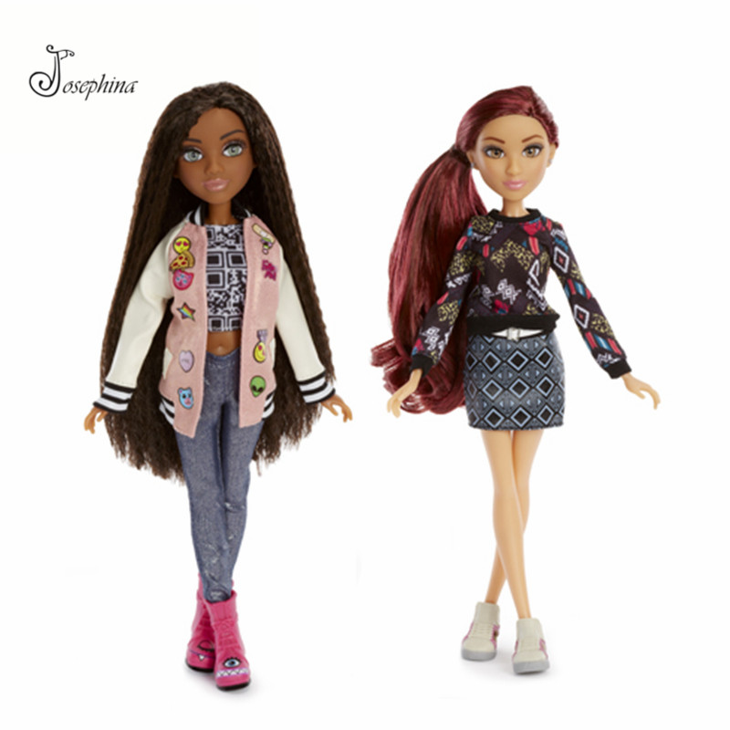 New Arrival Style Original Jimusuhutu 28cm MC Fashion Girl <font><b>Doll</b></font> for Girl Collection Toy