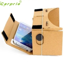 CARPRIE DIY Cardboard Quality 3D Vr Virtual Reality Glasses For Google Drop Shipping Futural Digital Hot Selling AP18