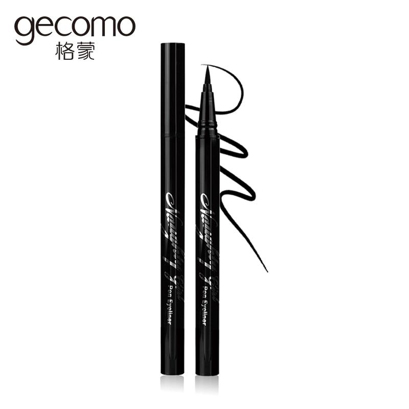 Dropshipping Black Long-Lasting Waterproof Liquid Eyeliner Eye Liner Pen Pencil Makeup Cosmetic Tool Maquiagem Profissional