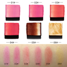 hot deal buy fashion glitter lipstick matte red naked lips makeup lips waterproof gold shimmer metallic shimmer beauty lipstic