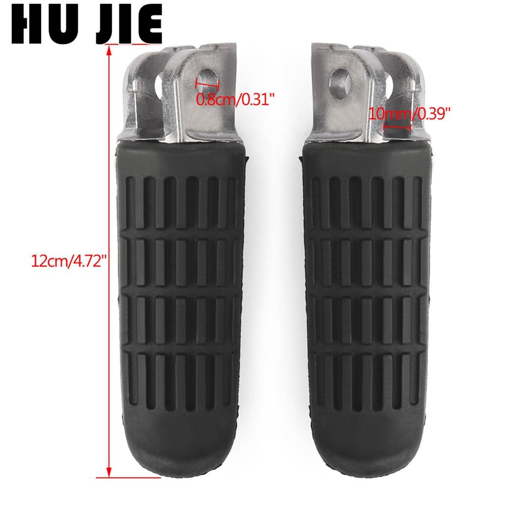 Motorcycle foot pedal For HONDA NT400 NT650 NTV650 NT700 CB500 CBF600 CBF1000 Front Footrest