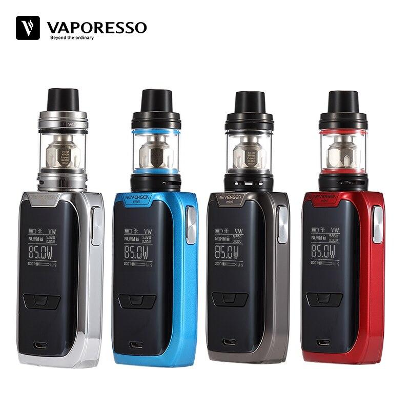 Vaporesso vengador Mini Kit 85 W arranque cigarrillo electrónico Vape Kit LED efectos de iluminación con 2500 mAh batería incorporada