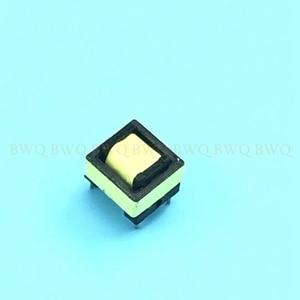 Image 2 - 200 pcs/lots EE10 A1 220V à 5 12V sortie maximale 3W EE10 A1 alimentation à découpage transformateur haute fréquence