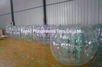 factory sale inflatable bubble footballs