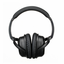 Active Noise Cancelling Headphones Over Ear Noise Reduction Headset Detachable Cable With Microphone Built-in Lithium Battery
