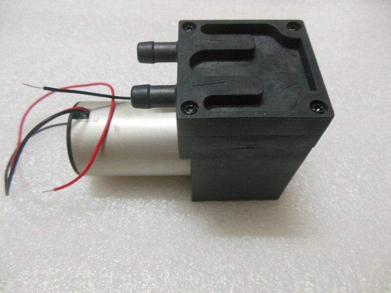 Brushless dc mini air/ vacuum pump 24VDC long life time 10000 hours Flow 10L/M 3l m 100kpa pressure dc electric mini brushless vacuum pump