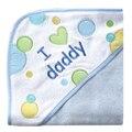 28X28 cm 100% algodão Toalha Luvable Amigos Do Bebê do Menino & da menina Do Bebê Com Capuz Toalha de Banho Do Bebê Toalha