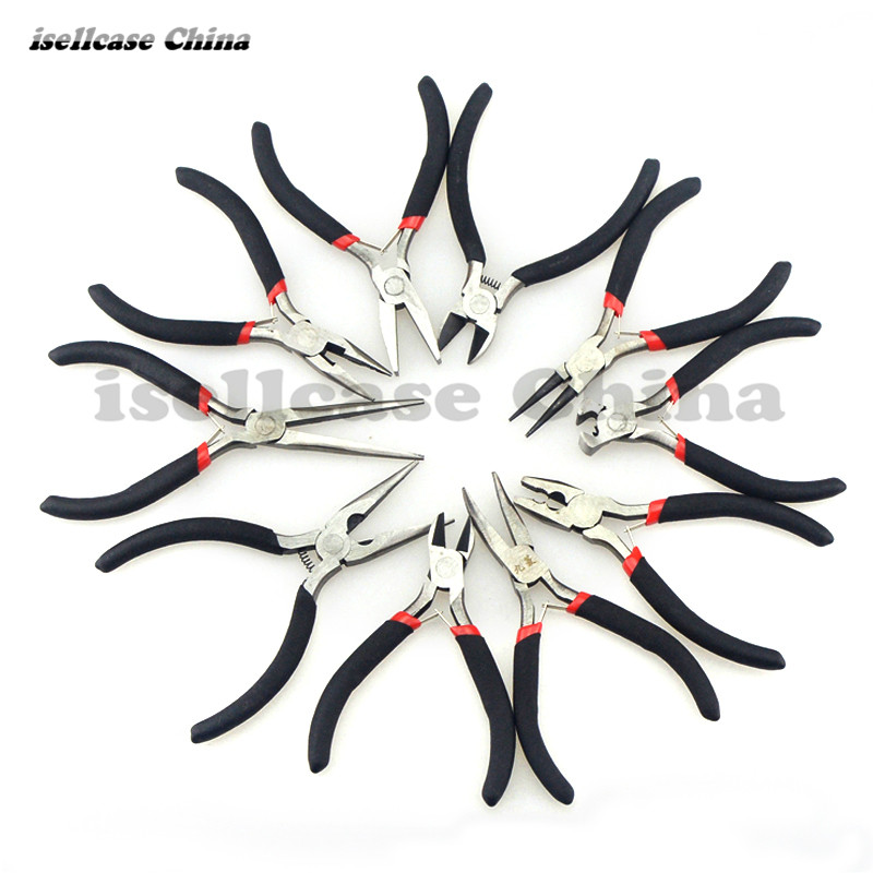 Wozniak MINI Repair Electrical Wire Cable Cutters Cutting Side Snips Flush Pliers Nipper Hand Loading and unloading Wrench Tools aiyima diagonal cutting pliers dbl 170 electrical wire cable cutters cutting side snips flush pliers nipper hand tools