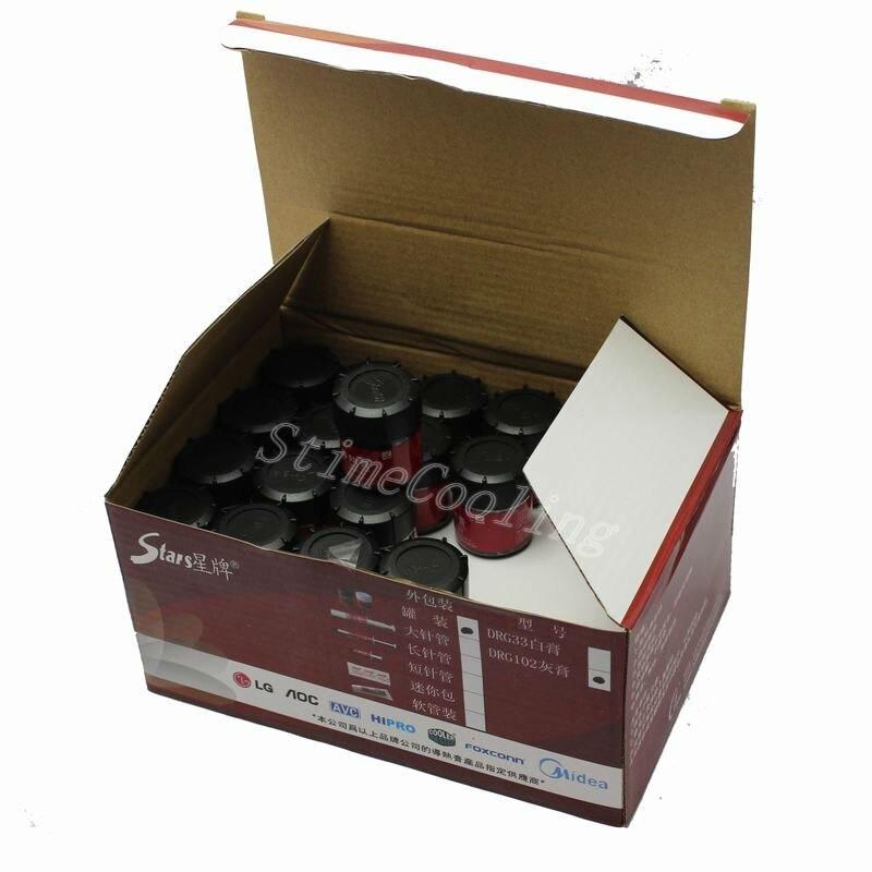 20 шт. Лот ПК для Xbox PS Процессор VGA IC Heaksink Белый силиконовый Термальность вставить Соединений DRG33