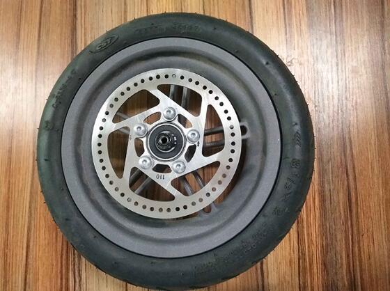 Cubo de la rueda trasera de neumático para XIAOMI Original M365 scooter Eléctrico