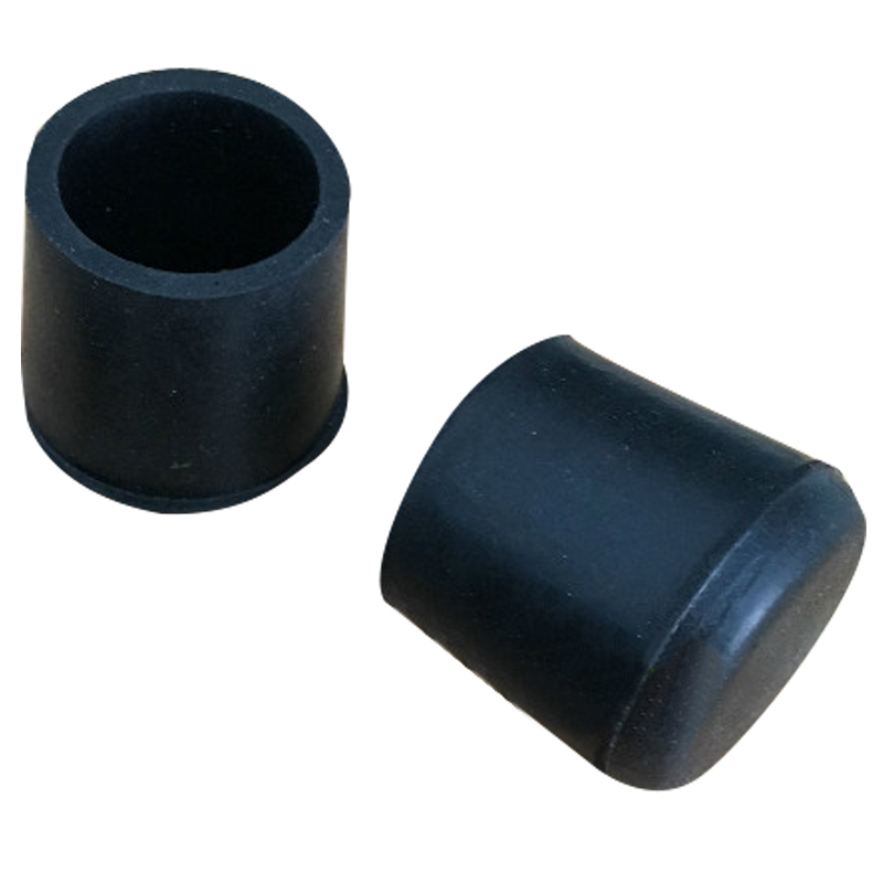 12 Pcs 16mm Inner Rubber Foot Caps Pipe Caps Protective Caps Chair Caps Cap