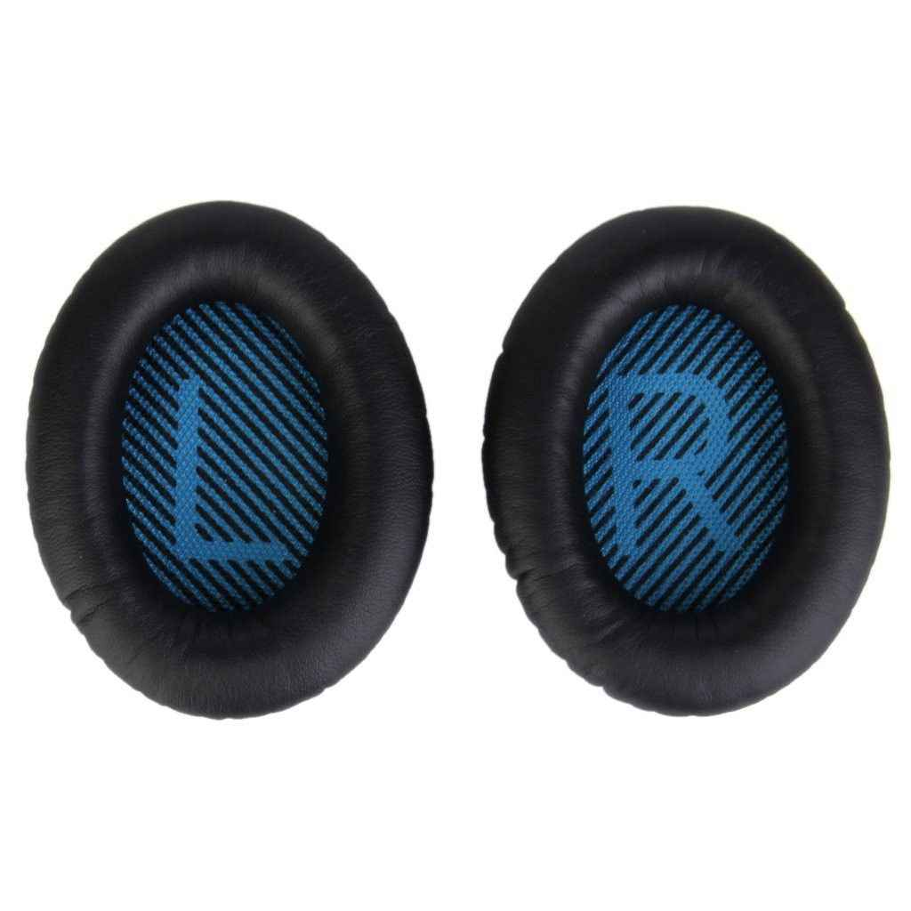 21eed13121a ... Replacement Ear pad Cushions For Bose QuietComfort 25 QC25 QC2 QC15  QC35 SoundTrue AE2 AE2i AE2w ...