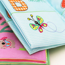 Baby Toys – Soft Cloth Books – Educational Toy