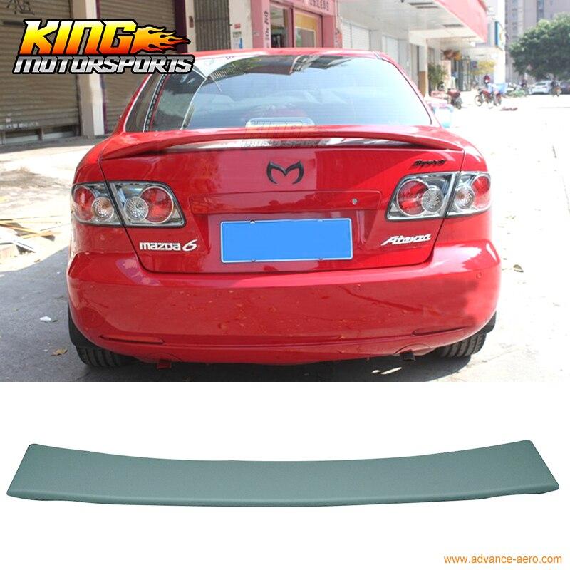 2003 2008 Mazda 6 Wheels For Sale: Popular Mazda 6 Spoilers-Buy Cheap Mazda 6 Spoilers Lots From China Mazda 6 Spoilers Suppliers
