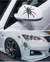 1 Piece Car Sticker Spider Scorpion Waterproof Naked Eye 3D Scratch Occlusion Personalized Decals Buy 2 Get Free