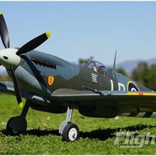 FREEWING warbird Spitfire 1200 мм размах крыльев PNP и комплект Flightline