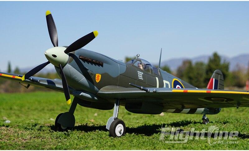 FREEWING warbird сплетение 1200 мм разлет крыльев PNP и комплект Flightline