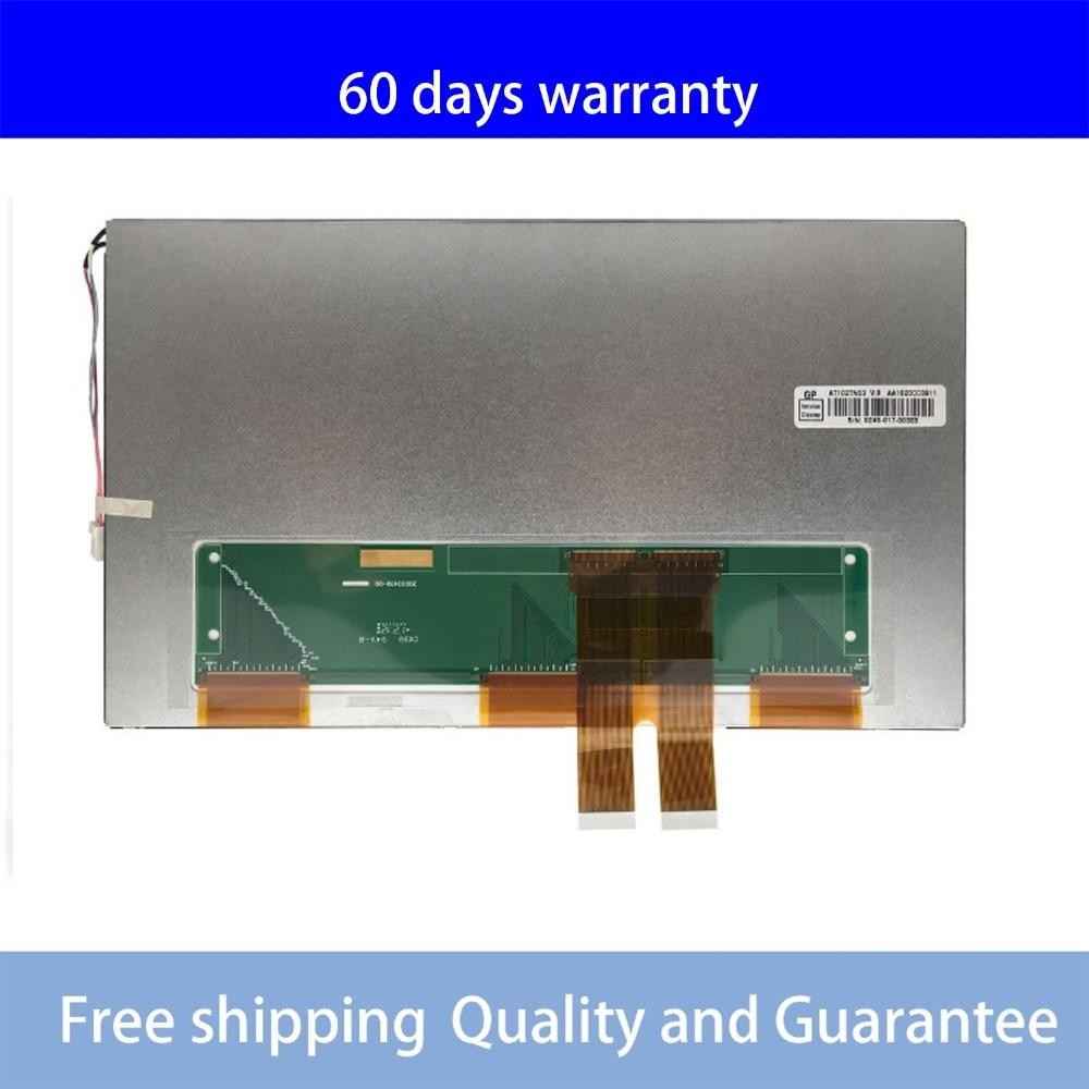 Innolux original nouveau AT102TN03 V.8 V.9 A + standard 10.2 pouces TFT LCD écran d'affichage 800 (RGB) * 480