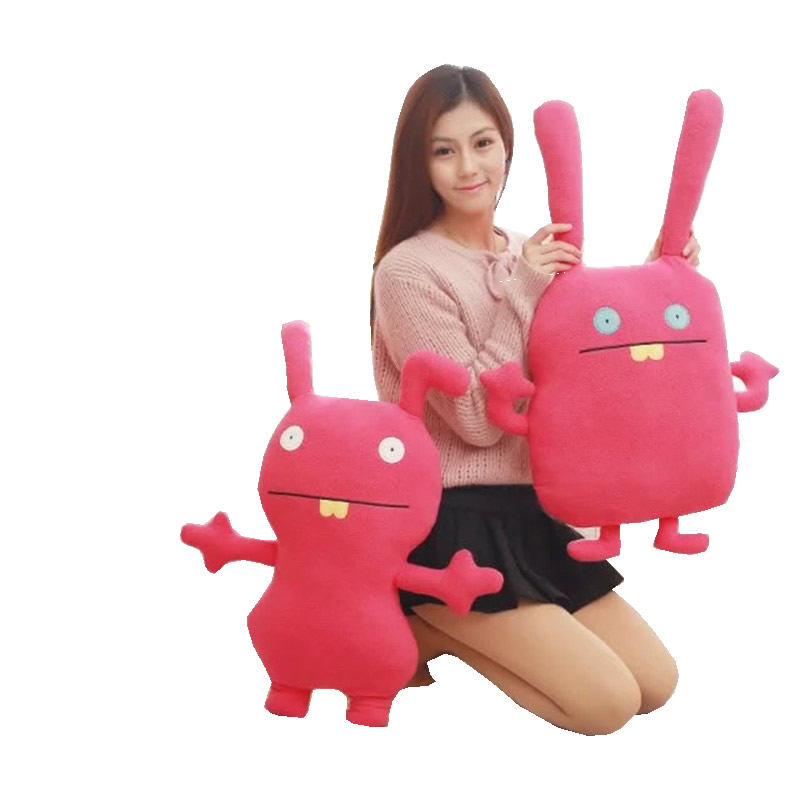 9c95c06bed9 South Korean fangs ugly doll baby plush toy originality plush pillow children  girl christmas gift 13