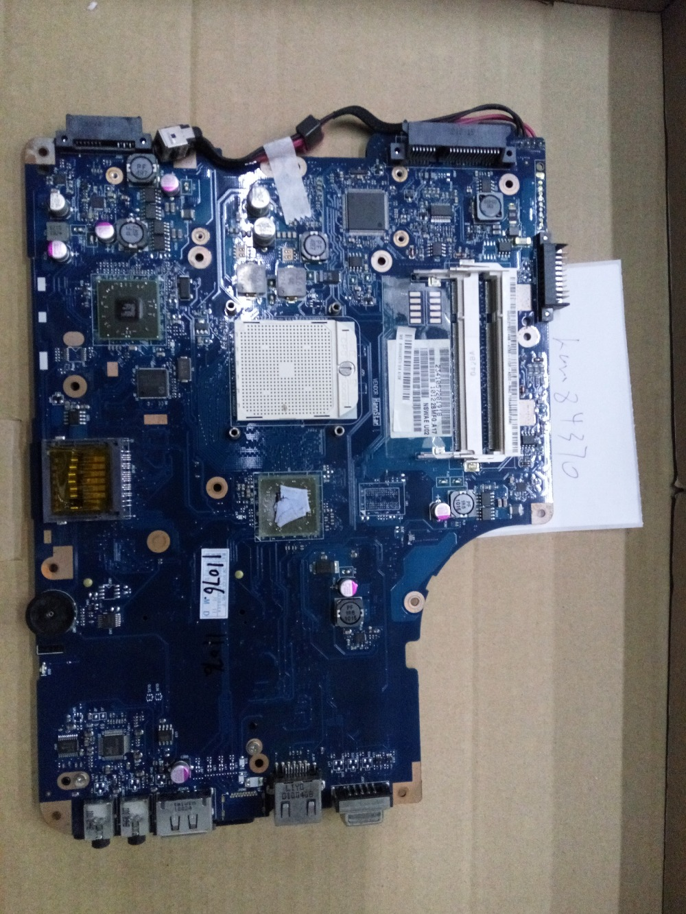 цены LA-5332P K000084370 L500D L550D L555D connect with 3d-printer motherboard full test lap case connect board
