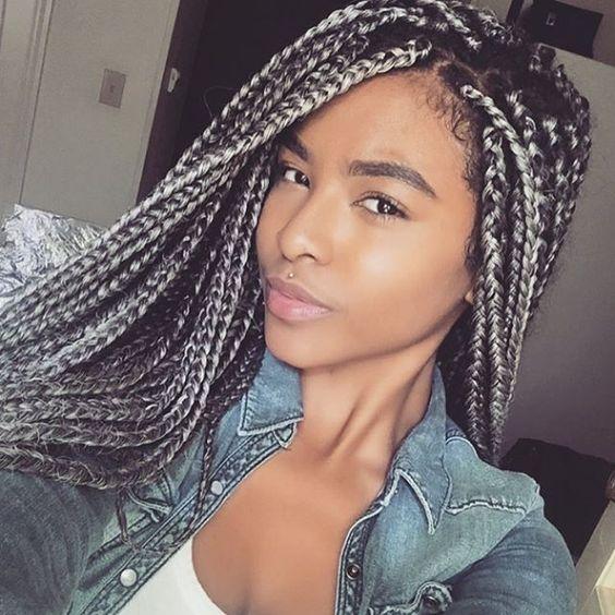 Aliexpress.com : Buy Box Braids Hair Crochet 18 22Crochet...