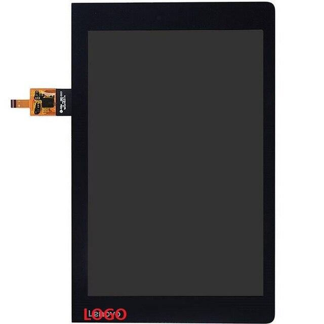 """10.1 """"بوصة lcd مع اللمس لينوفو اليوغا تبويب 3 YT3-X50F YT3-X50 YT3-X50M 10.1 شاشة الكريستال السائل + محول الأرقام بشاشة تعمل بلمس الزجاج"""