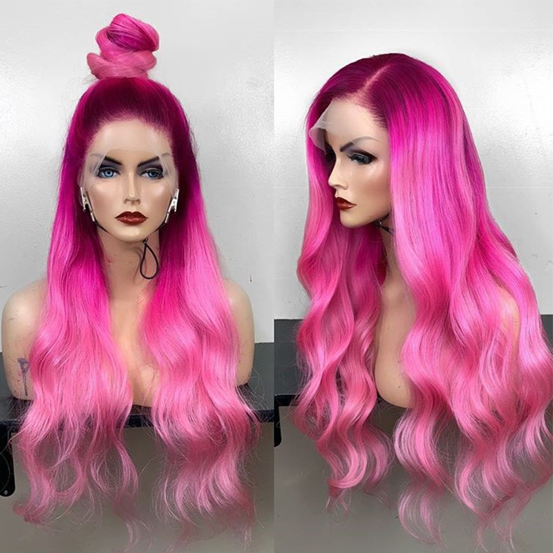 Body Wave 613 Blonde Lace Front Human hair Wigs Pre Plucked With Baby Hair 180% Brazilian 360 Lace Frontal Wig Full Dolago Remy