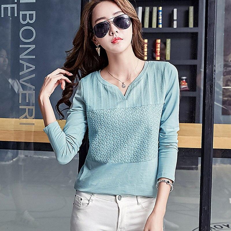 Long sleeve women   blouses   plus size cotton tops embroidery   blouse     shirt   womens clothing blusas mujer de moda 2019 chemise femme