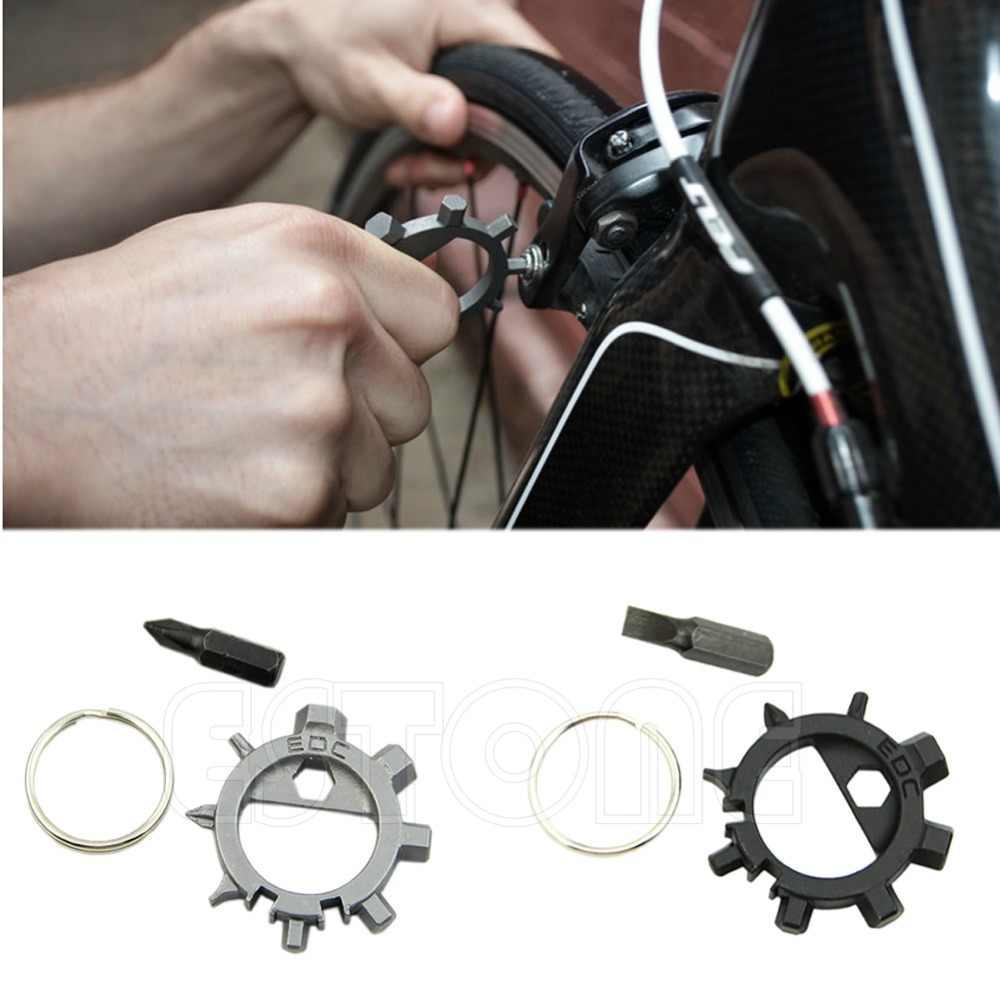 متعددة الوظائف فتاحة متعددة أداة دراجة مفك دراجة متعددة الأغراض إصلاح الدراجة