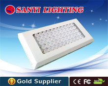 Aquarium led light 120w white blue dimmable marine aquarium led lighting for coral reef fish plant