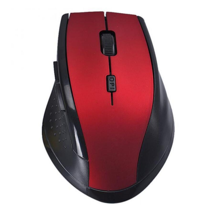 New Arrival Mouse Portable 2.4Ghz Wireless Optical Gaming Mouse Gamer Mice For PC Laptop Computer Pro Gamer
