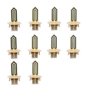 Image 1 - 10個交換セラミックヒーターためiqos 2.4プラス加熱スティックiqosためのeタバコの修理アクセサリー